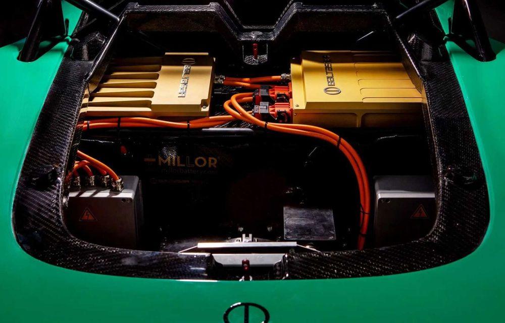 Baltasar Revolt vine din Spania cu două motoare electrice, 507 CP și 770 kilograme masă proprie - Poza 7