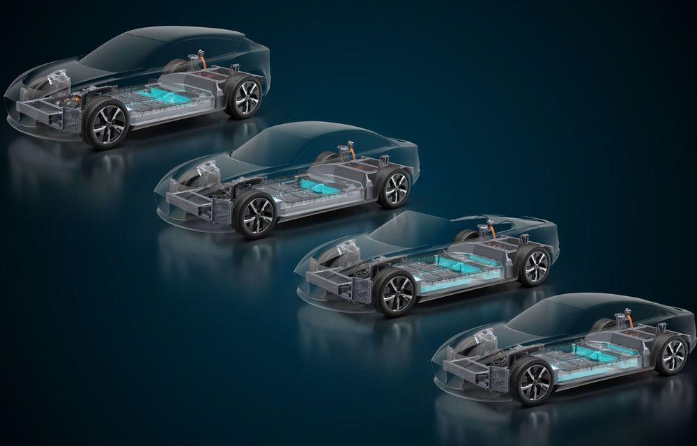 Williams și Italdesign au dezvoltat platforma pentru mașini electrice care promite o autonomie de 1.000 de kilometri - Poza 1