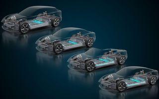 Williams și Italdesign au dezvoltat platforma pentru mașini electrice care promite o autonomie de 1.000 de kilometri
