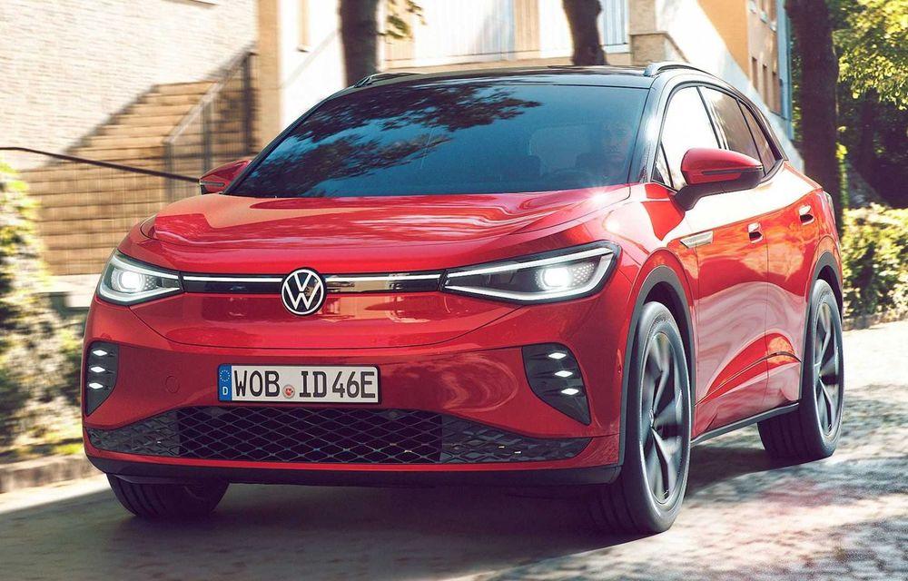 Volkswagen ID.4 GTX: două motoare electrice, 299 CP și 480 km autonomie - Poza 2