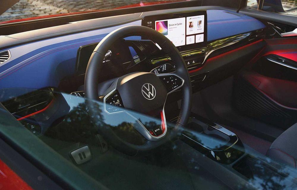 Volkswagen ID.4 GTX: două motoare electrice, 299 CP și 480 km autonomie - Poza 7