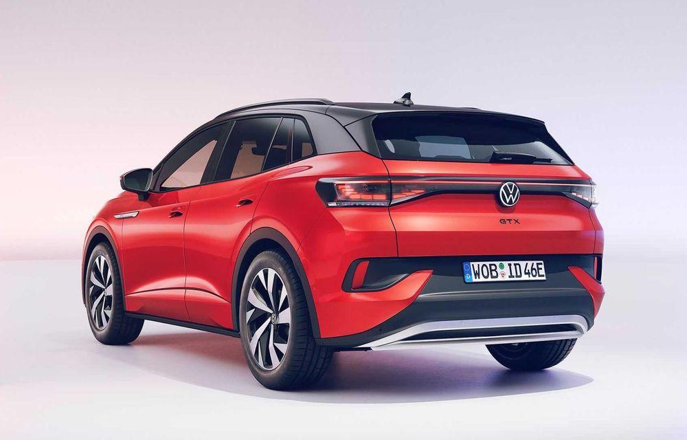 Volkswagen ID.4 GTX: două motoare electrice, 299 CP și 480 km autonomie - Poza 6