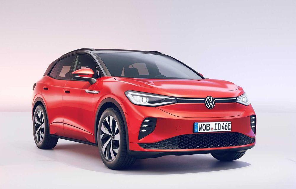 Volkswagen ID.4 GTX: două motoare electrice, 299 CP și 480 km autonomie - Poza 1