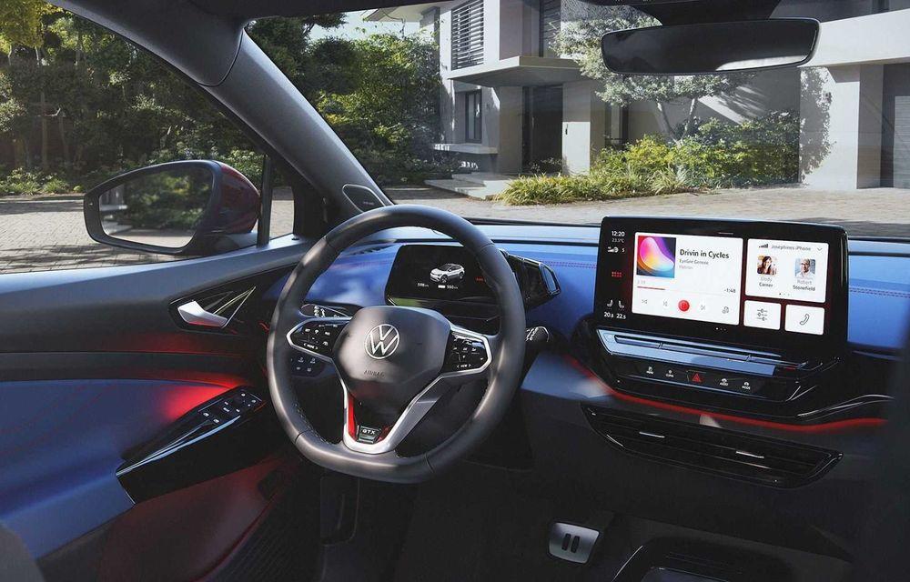 Volkswagen ID.4 GTX: două motoare electrice, 299 CP și 480 km autonomie - Poza 9