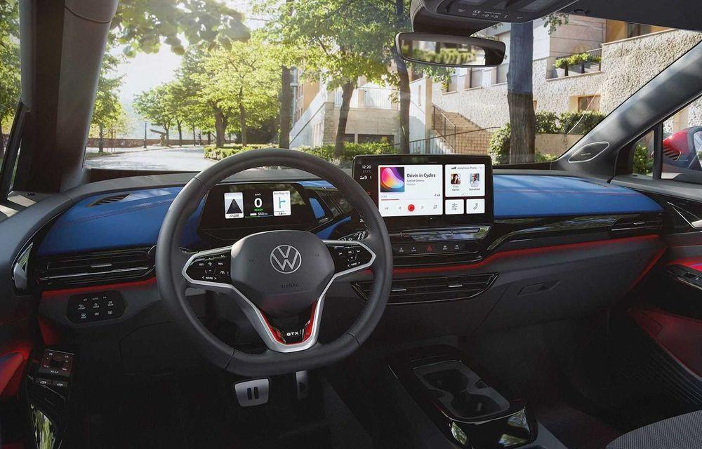 Volkswagen ID.4 GTX: două motoare electrice, 299 CP și 480 km autonomie - Poza 8