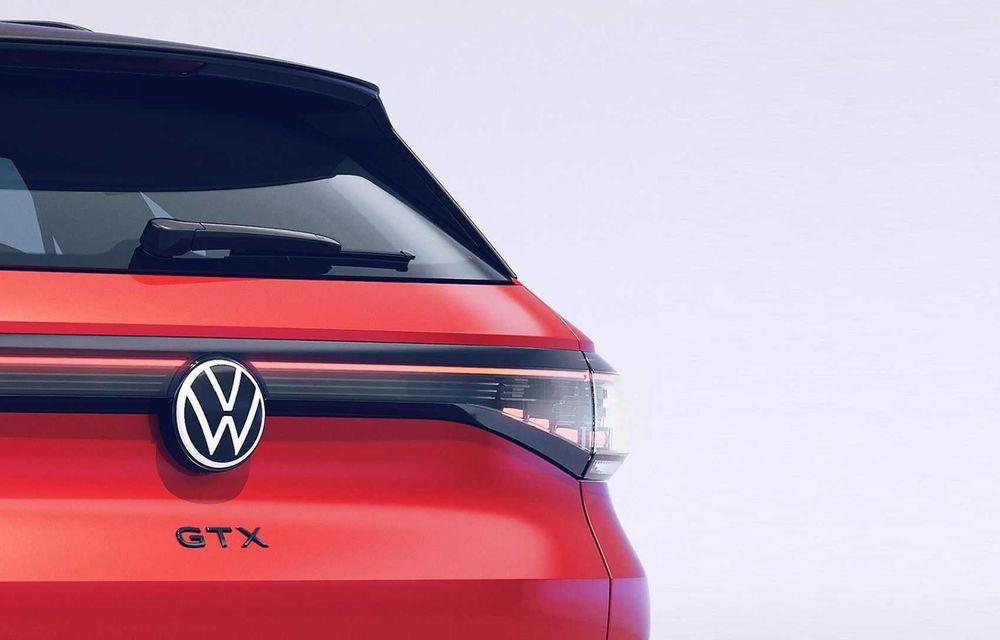 Volkswagen ID.4 GTX: două motoare electrice, 299 CP și 480 km autonomie - Poza 14