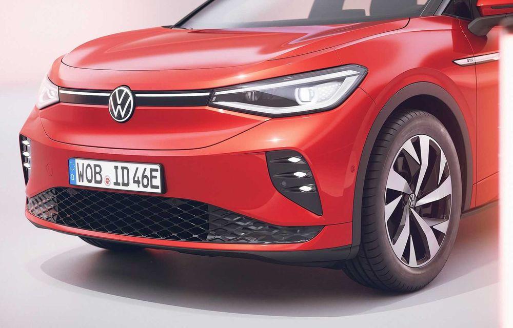 Volkswagen ID.4 GTX: două motoare electrice, 299 CP și 480 km autonomie - Poza 11