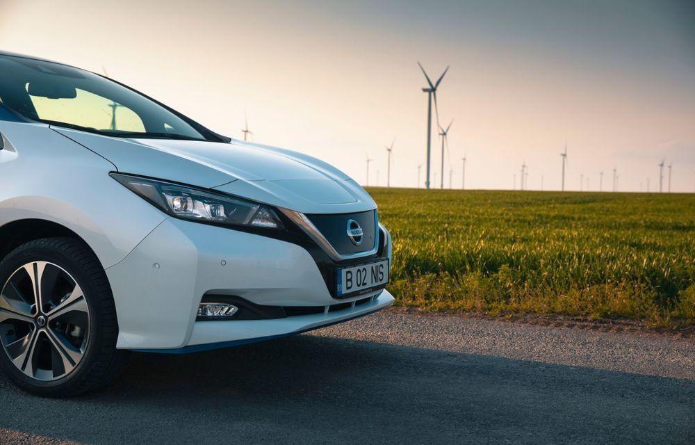 Am dat startul sezonului estival cu electricul Nissan Leaf: de la Vama Veche până în cel mai mare parc eolian din Europa - Poza 40