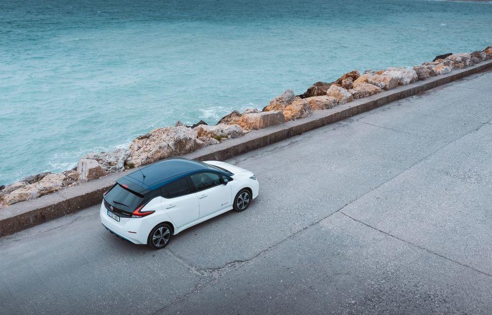 Am dat startul sezonului estival cu electricul Nissan Leaf: de la Vama Veche până în cel mai mare parc eolian din Europa - Poza 18
