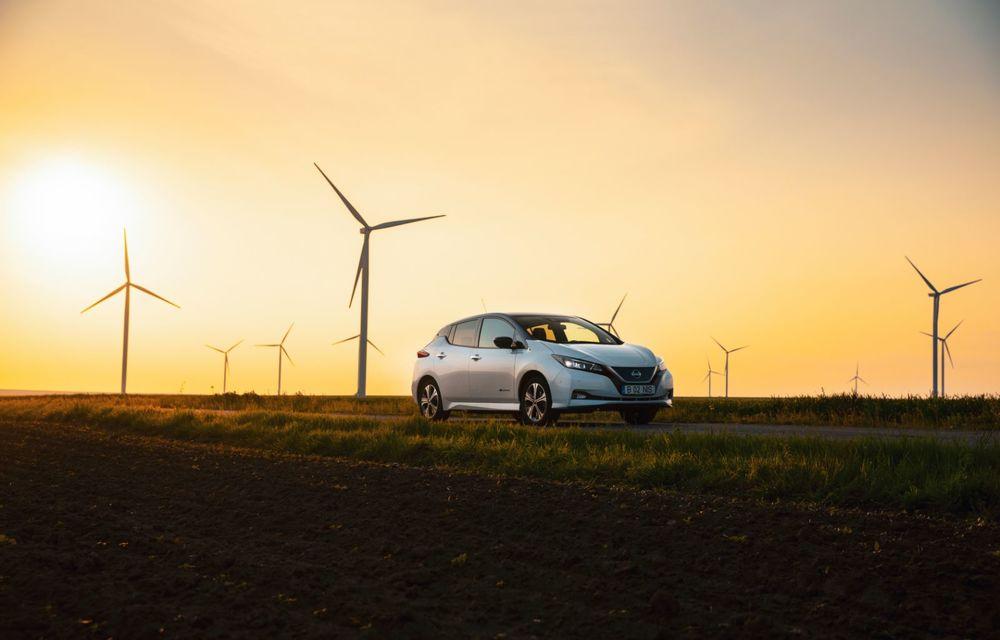 Am dat startul sezonului estival cu electricul Nissan Leaf: de la Vama Veche până în cel mai mare parc eolian din Europa - Poza 20
