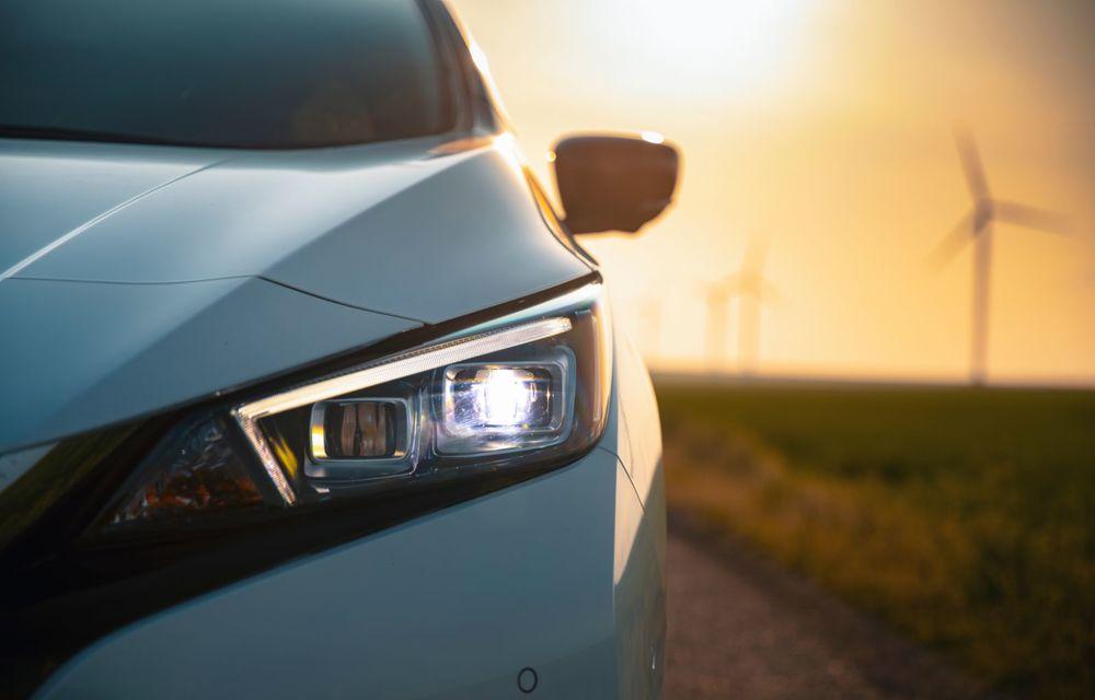 Am dat startul sezonului estival cu electricul Nissan Leaf: de la Vama Veche până în cel mai mare parc eolian din Europa - Poza 31
