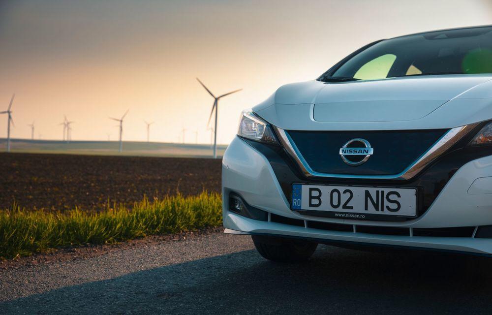 Am dat startul sezonului estival cu electricul Nissan Leaf: de la Vama Veche până în cel mai mare parc eolian din Europa - Poza 46