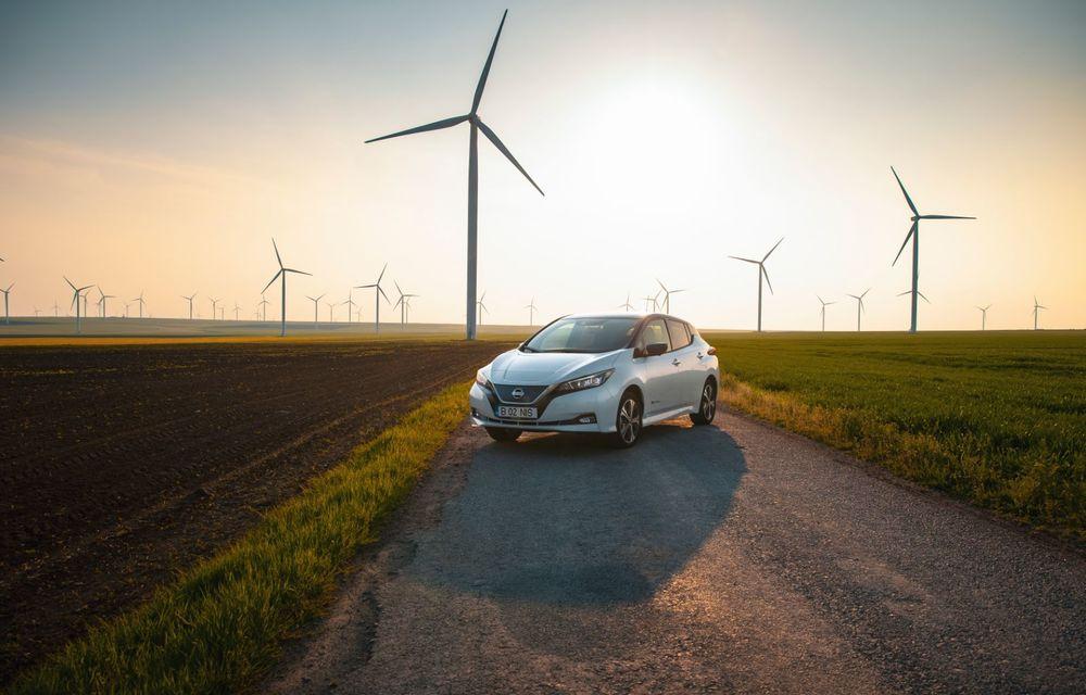 Am dat startul sezonului estival cu electricul Nissan Leaf: de la Vama Veche până în cel mai mare parc eolian din Europa - Poza 32