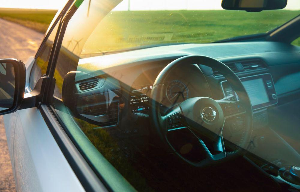 Am dat startul sezonului estival cu electricul Nissan Leaf: de la Vama Veche până în cel mai mare parc eolian din Europa - Poza 36