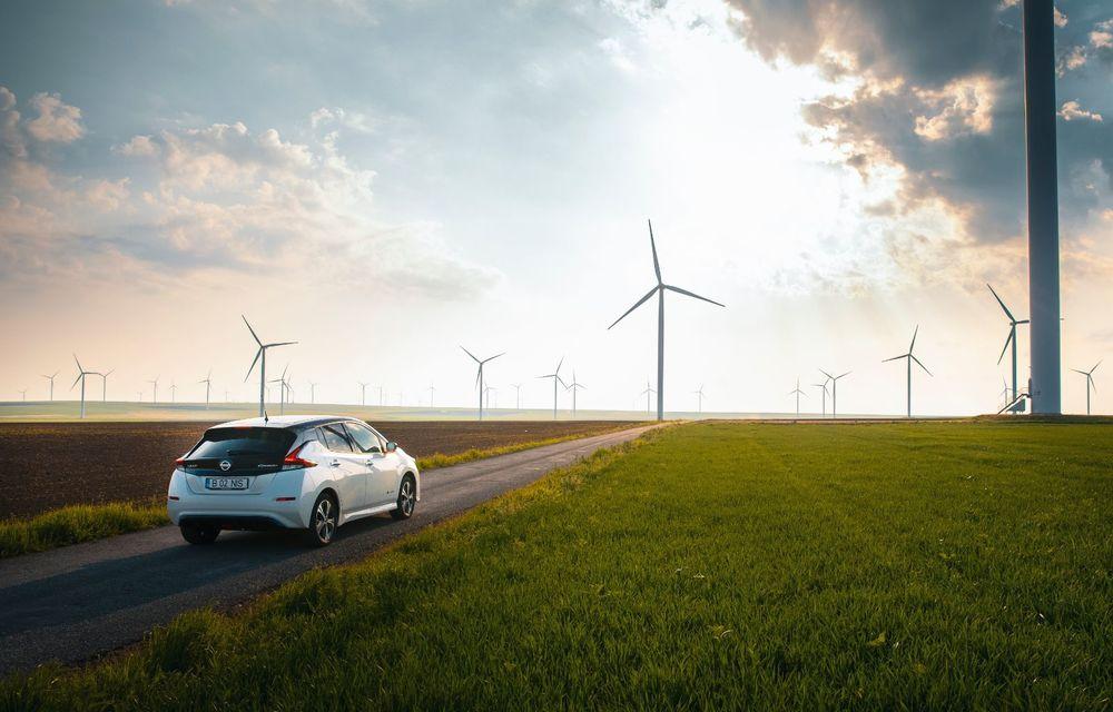 Am dat startul sezonului estival cu electricul Nissan Leaf: de la Vama Veche până în cel mai mare parc eolian din Europa - Poza 48