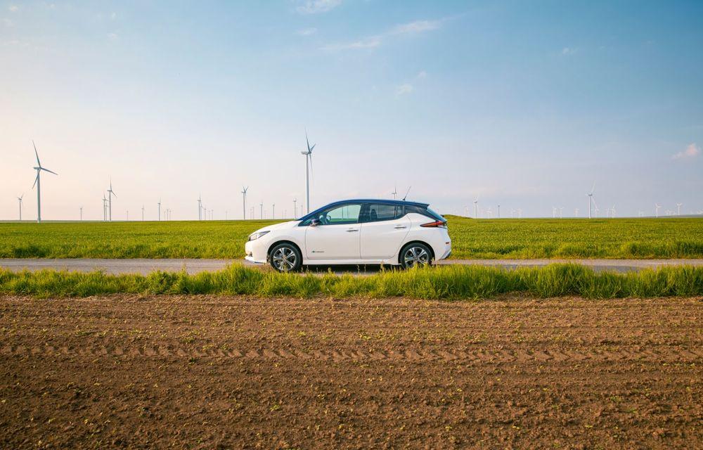 Am dat startul sezonului estival cu electricul Nissan Leaf: de la Vama Veche până în cel mai mare parc eolian din Europa - Poza 50