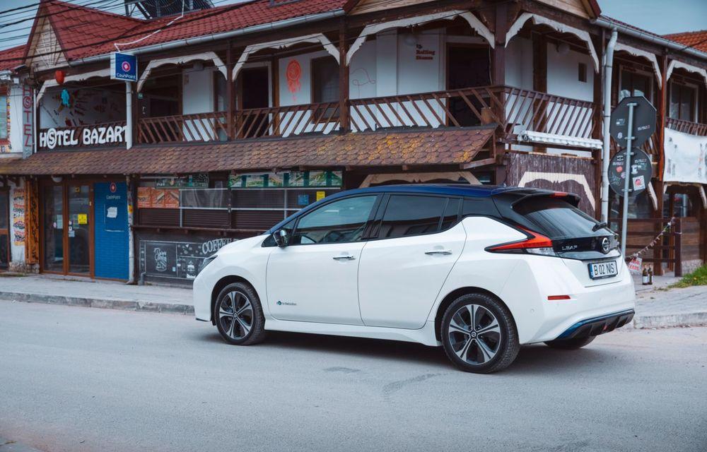 Am dat startul sezonului estival cu electricul Nissan Leaf: de la Vama Veche până în cel mai mare parc eolian din Europa - Poza 4