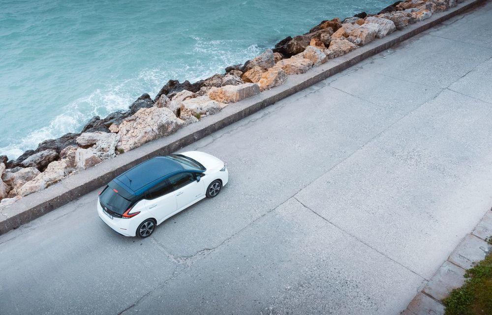 Am dat startul sezonului estival cu electricul Nissan Leaf: de la Vama Veche până în cel mai mare parc eolian din Europa - Poza 17