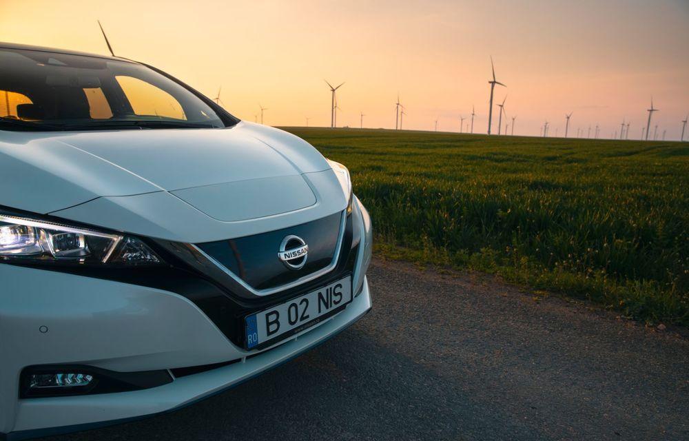 Am dat startul sezonului estival cu electricul Nissan Leaf: de la Vama Veche până în cel mai mare parc eolian din Europa - Poza 24