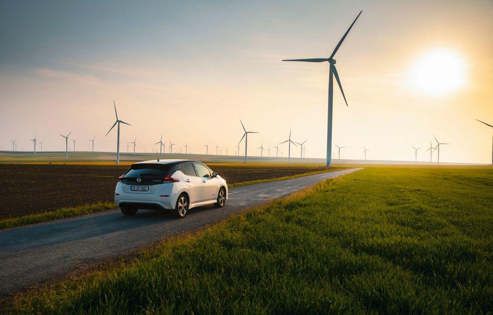 Am dat startul sezonului estival cu electricul Nissan Leaf: de la Vama Veche până în cel mai mare parc eolian din Europa - Poza 34