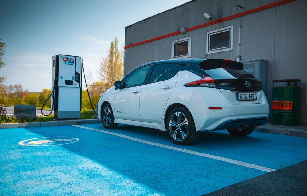 Am dat startul sezonului estival cu electricul Nissan Leaf: de la Vama Veche până în cel mai mare parc eolian din Europa - Poza 55