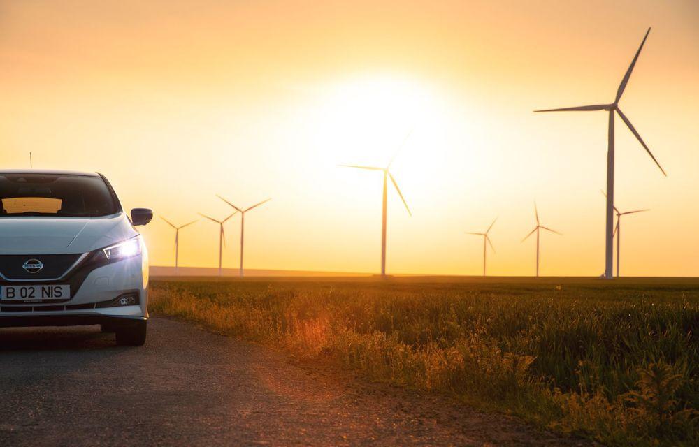 Am dat startul sezonului estival cu electricul Nissan Leaf: de la Vama Veche până în cel mai mare parc eolian din Europa - Poza 23