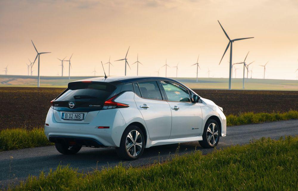 Am dat startul sezonului estival cu electricul Nissan Leaf: de la Vama Veche până în cel mai mare parc eolian din Europa - Poza 49