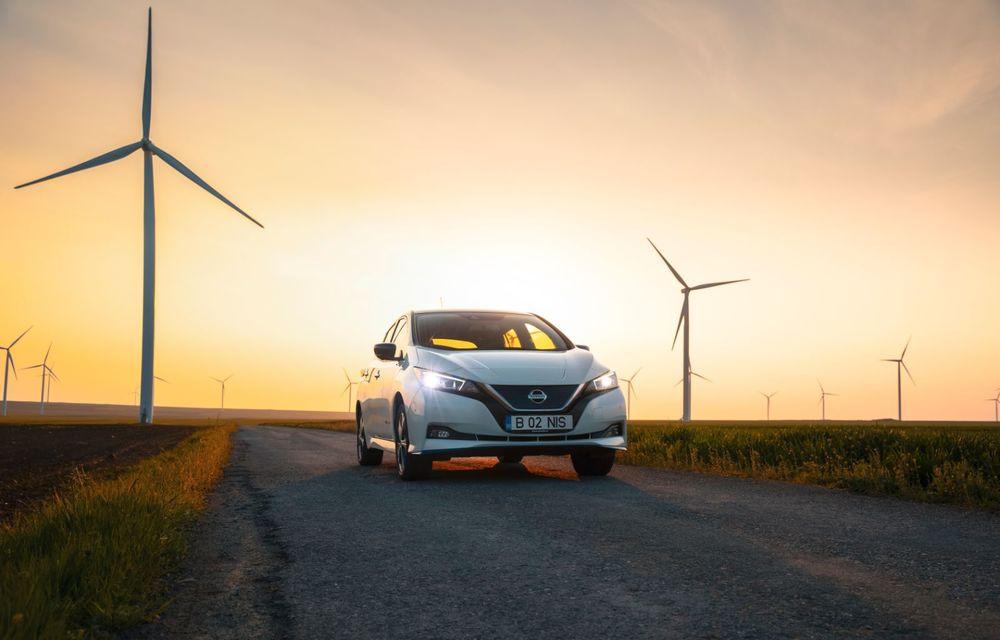 Am dat startul sezonului estival cu electricul Nissan Leaf: de la Vama Veche până în cel mai mare parc eolian din Europa - Poza 22