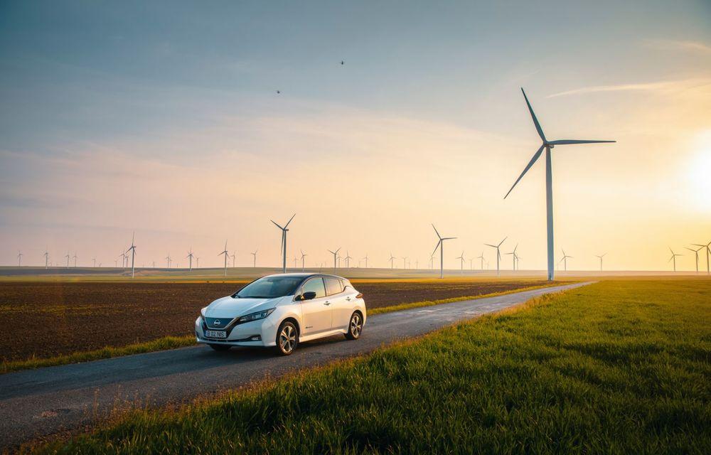 Am dat startul sezonului estival cu electricul Nissan Leaf: de la Vama Veche până în cel mai mare parc eolian din Europa - Poza 37