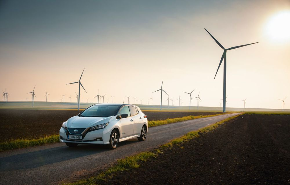 Am dat startul sezonului estival cu electricul Nissan Leaf: de la Vama Veche până în cel mai mare parc eolian din Europa - Poza 43
