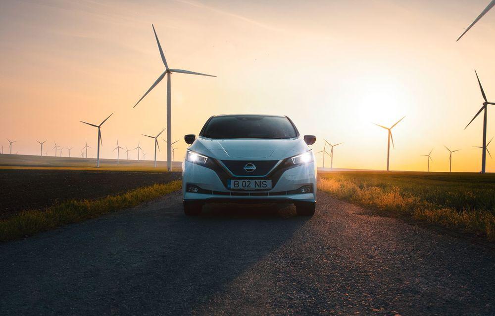 Am dat startul sezonului estival cu electricul Nissan Leaf: de la Vama Veche până în cel mai mare parc eolian din Europa - Poza 26