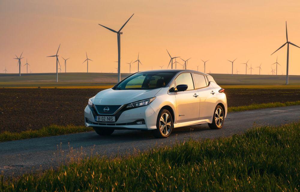 Am dat startul sezonului estival cu electricul Nissan Leaf: de la Vama Veche până în cel mai mare parc eolian din Europa - Poza 21