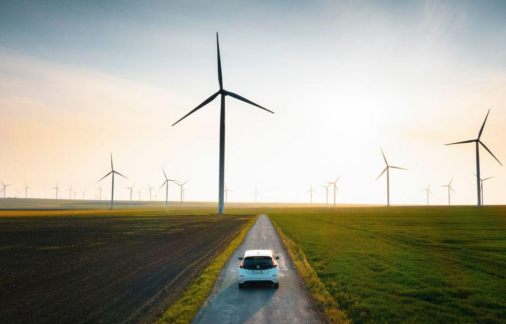 Am dat startul sezonului estival cu electricul Nissan Leaf: de la Vama Veche până în cel mai mare parc eolian din Europa - Poza 27
