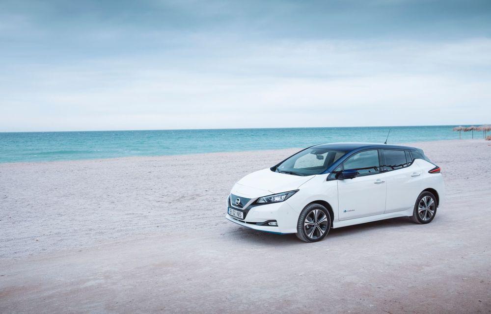 Am dat startul sezonului estival cu electricul Nissan Leaf: de la Vama Veche până în cel mai mare parc eolian din Europa - Poza 5