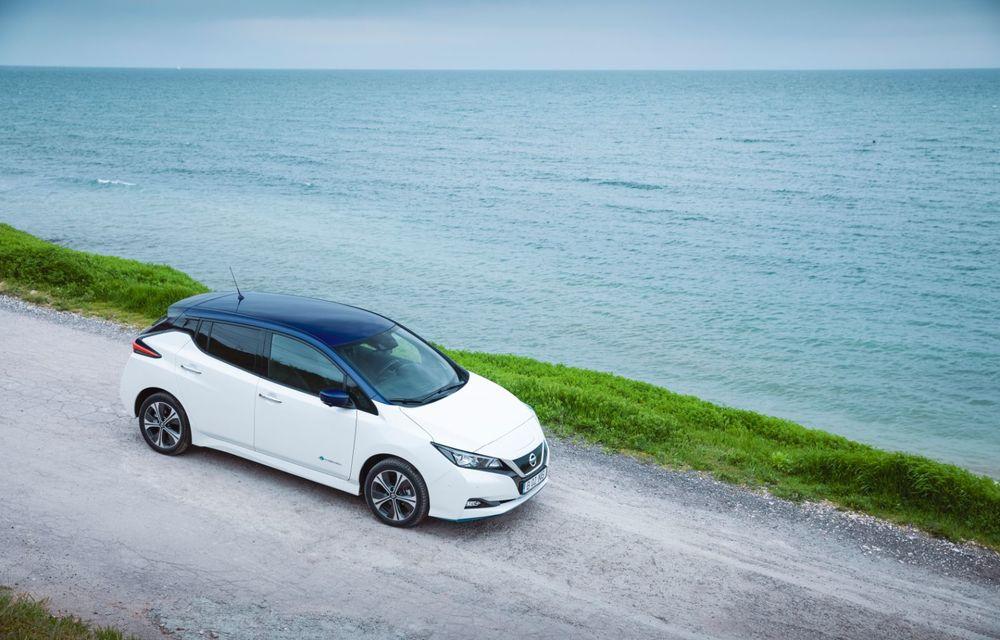 Am dat startul sezonului estival cu electricul Nissan Leaf: de la Vama Veche până în cel mai mare parc eolian din Europa - Poza 7