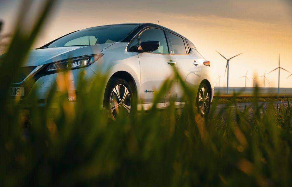 Am dat startul sezonului estival cu electricul Nissan Leaf: de la Vama Veche până în cel mai mare parc eolian din Europa - Poza 42