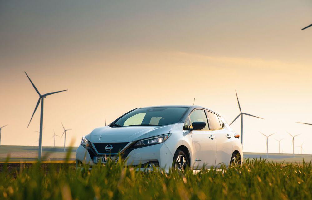 Am dat startul sezonului estival cu electricul Nissan Leaf: de la Vama Veche până în cel mai mare parc eolian din Europa - Poza 39