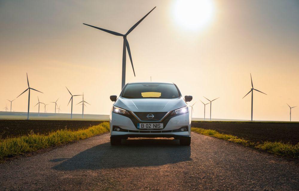 Am dat startul sezonului estival cu electricul Nissan Leaf: de la Vama Veche până în cel mai mare parc eolian din Europa - Poza 44