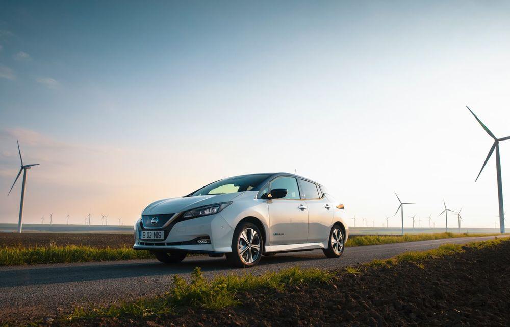 Am dat startul sezonului estival cu electricul Nissan Leaf: de la Vama Veche până în cel mai mare parc eolian din Europa - Poza 45