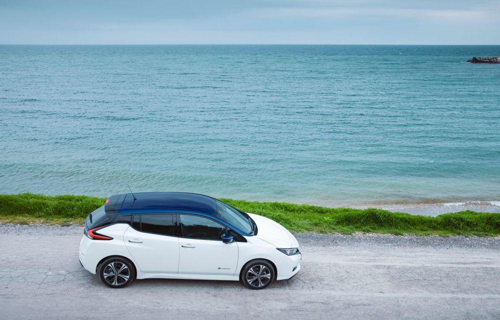 Am dat startul sezonului estival cu electricul Nissan Leaf: de la Vama Veche până în cel mai mare parc eolian din Europa - Poza 10