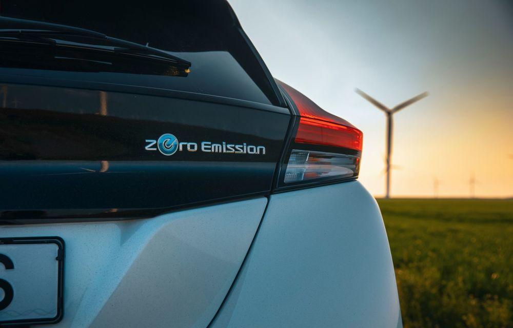 Am dat startul sezonului estival cu electricul Nissan Leaf: de la Vama Veche până în cel mai mare parc eolian din Europa - Poza 35