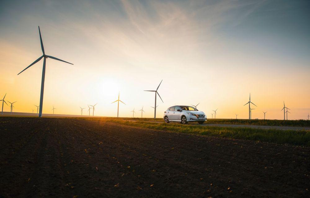Am dat startul sezonului estival cu electricul Nissan Leaf: de la Vama Veche până în cel mai mare parc eolian din Europa - Poza 38