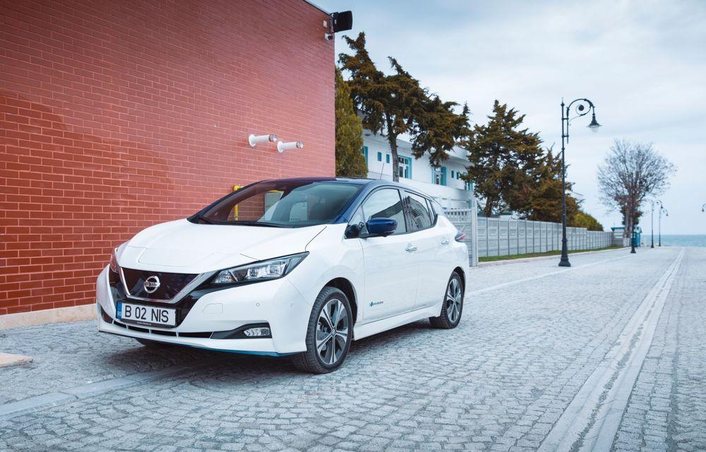 Am dat startul sezonului estival cu electricul Nissan Leaf: de la Vama Veche până în cel mai mare parc eolian din Europa - Poza 13