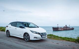 Am dat startul sezonului estival cu electricul Nissan Leaf: de la Vama Veche până în cel mai mare parc eolian din Europa