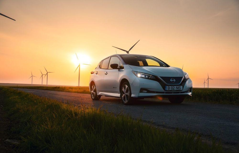 Am dat startul sezonului estival cu electricul Nissan Leaf: de la Vama Veche până în cel mai mare parc eolian din Europa - Poza 25