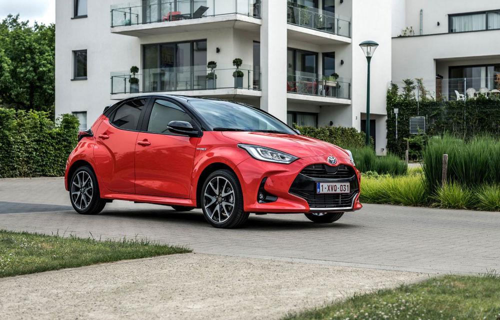 Toyota a avut record de vânzări în martie: un milion de unități și creștere de 44% - Poza 1