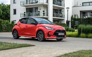 Toyota a avut record de vânzări în martie: un milion de unități și creștere de 44%