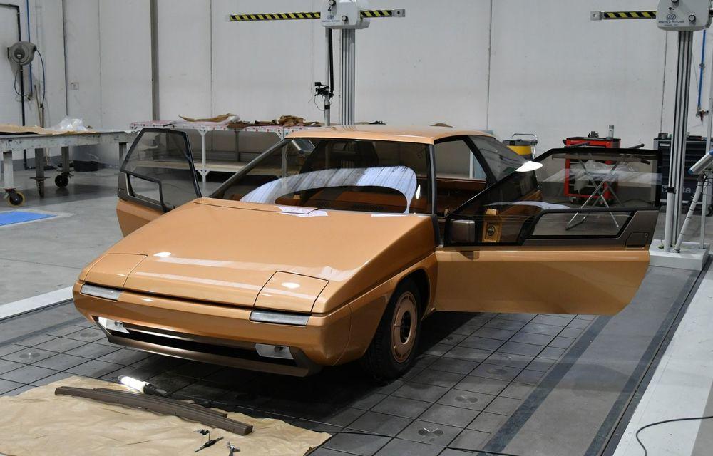 Mazda a restaurat conceptul MX-81, primul model al niponilor care a purtat denumirea MX - Poza 18