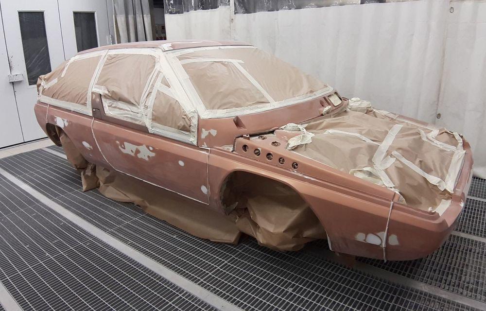 Mazda a restaurat conceptul MX-81, primul model al niponilor care a purtat denumirea MX - Poza 4