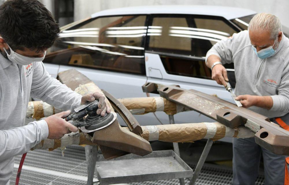 Mazda a restaurat conceptul MX-81, primul model al niponilor care a purtat denumirea MX - Poza 8